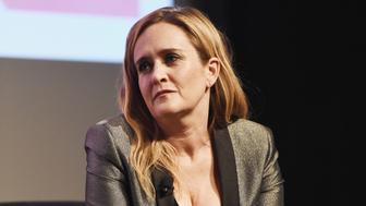BEVERLY HILLS, CA - MAY 24:  Political commentator Samantha Bee attends TBS' 'Full Frontal With Samantha Bee' FYC Event at the Writers Guild Theater on May 24, 2018 in Beverly Hills, California.  (Photo by Amanda Edwards/Getty Images,,)
