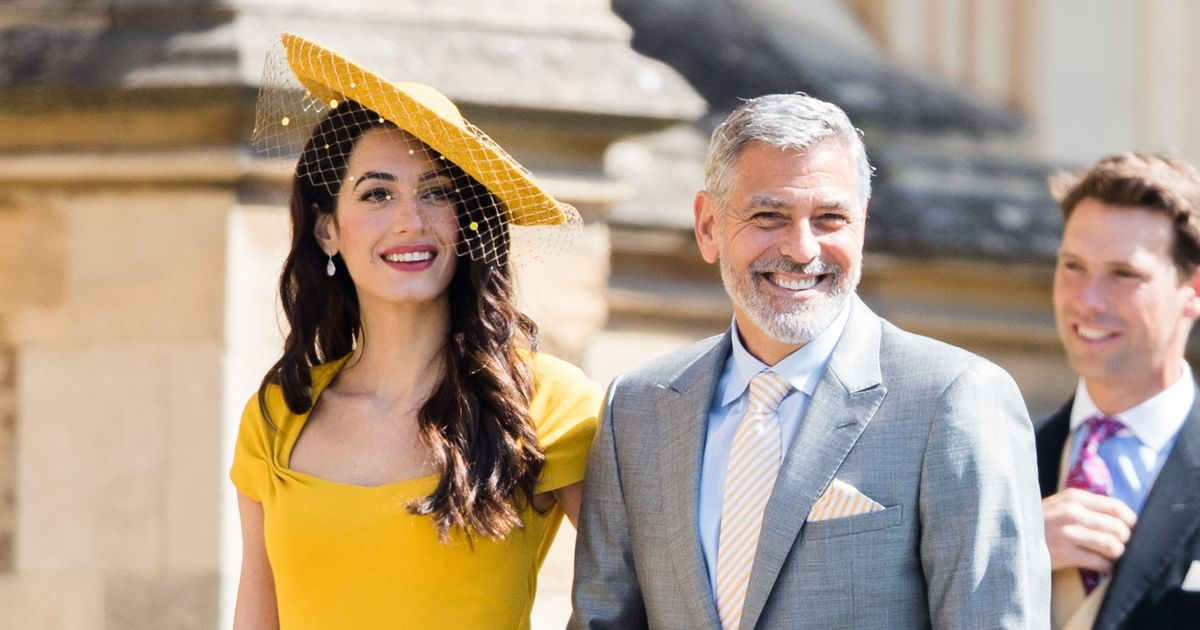 63a58d024ba Here s Why Amal Clooney s Royal Wedding Outfit Cost Over Half A Million  Dollars