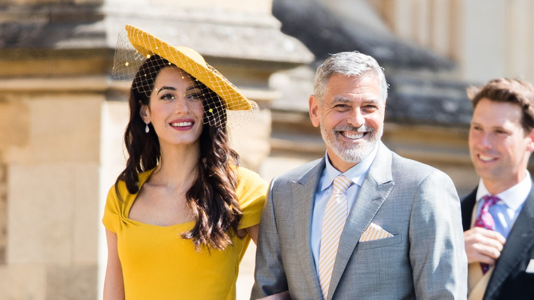 Tom Hardy Royal Wedding.Here S Why Amal Clooney S Royal Wedding Outfit Cost Over Half A