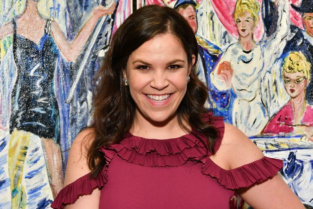 Lindsay Mendez received a Tony Award nomination for Best Featured Actress in a Musical for her role...