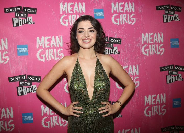 Mean Girls' Star Barrett Wilbert Weed Is Proud To Be A