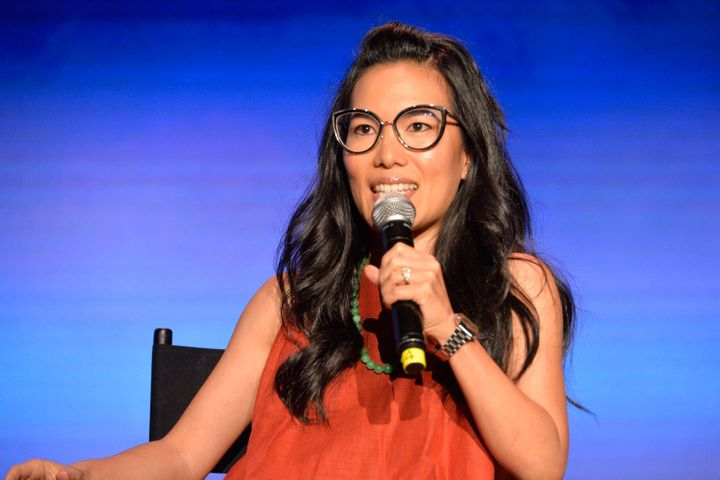 "Comedian Ali Wong gets real about the effects of childbirth in her new Netflix special, ""Hard Knock Wife."""