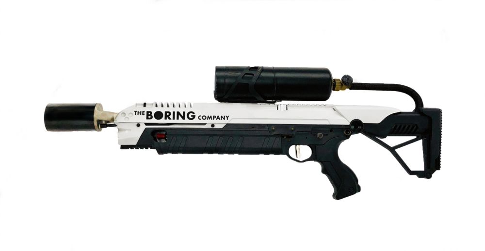 The Not A Flamethrower
