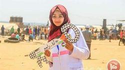 Une infirmière palestinienne, âgée de 20 ans, tuée par l'occupation israélienne à