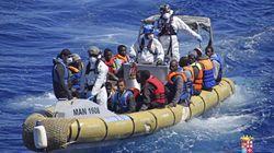 Διάσωση 158 μεταναστών στη