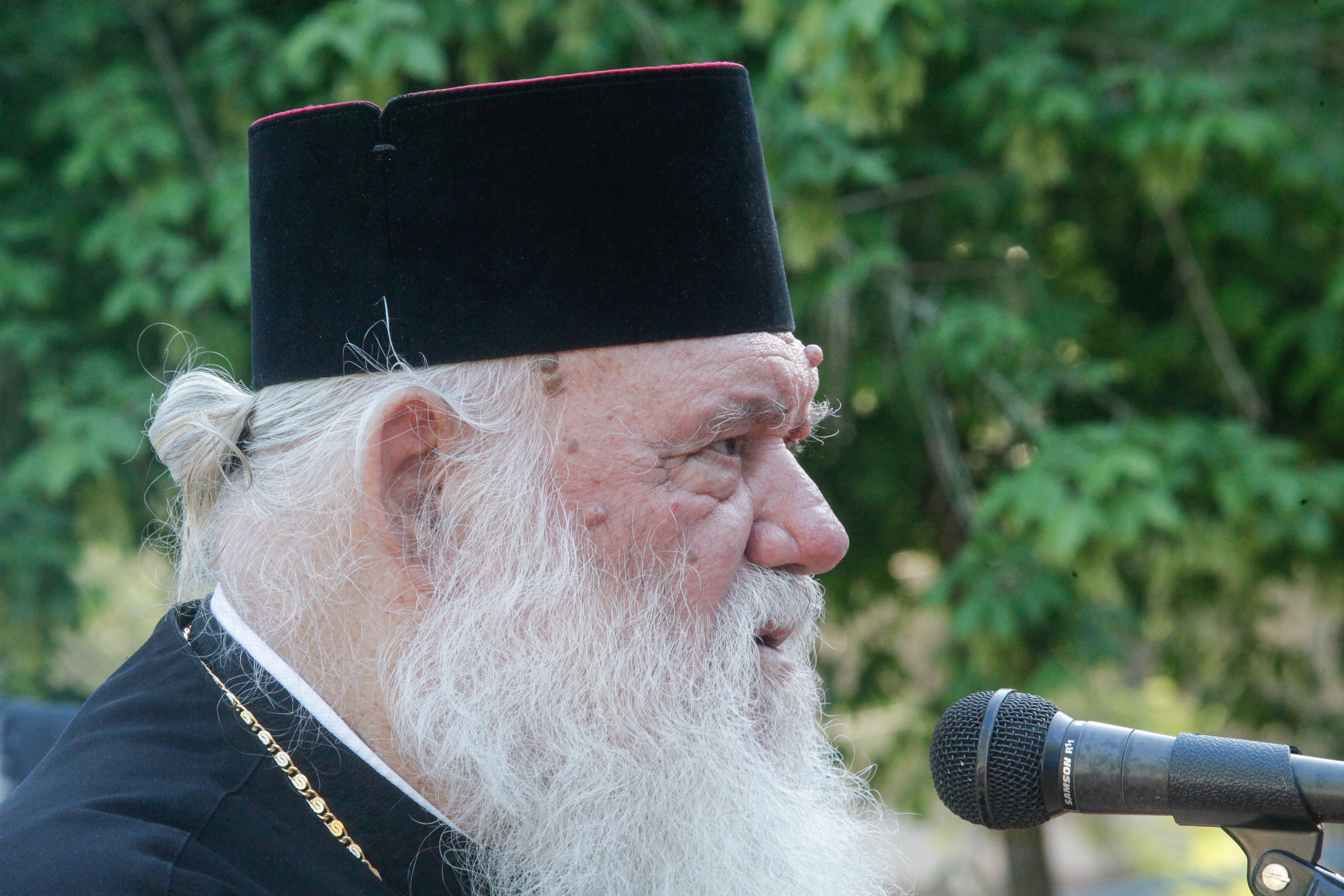 Ιερώνυμος για Σκοπιανό: Η Εκκλησία πήρε θέση. Δεν δίνουμε πουθενά το όνομά μας, αλλά αυτό είναι έργο της