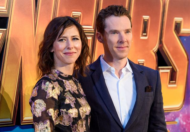 Benedict was reportedly travelling with his wife, Sophie, when the incident