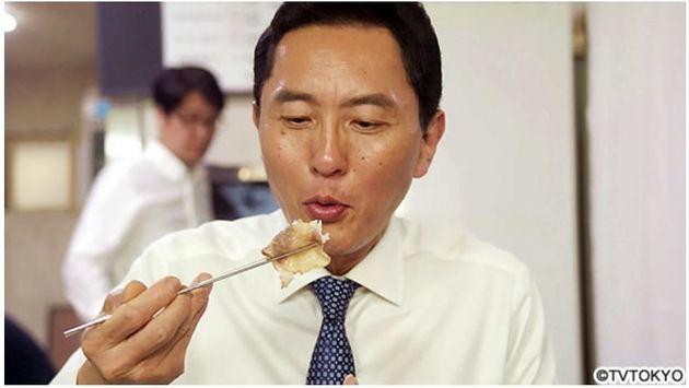 """'고독한 미식가'의 혼밥론 """"먹는 재미 자체가 사람을"""