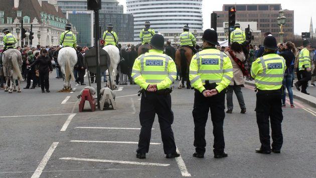 Metropolitan Police officers are owed over 220,000 rest