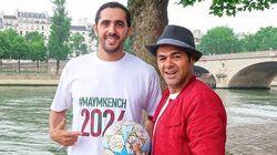 #Maymkench2026: Saad Abid rencontre Jamel Debbouze