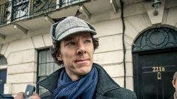Benedict Cumberbatch a sauvé un livreur Deliveroo (tout près du domicile de Sherlock
