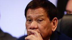 두테르테 필리핀 대통령이