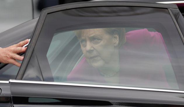 Angela Merkel gerät unter Druck.