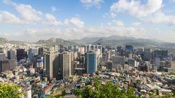 서울 용산에서 4층 건물이