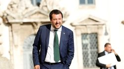 Στη Σικελία ο Σαλβίνι για να παρουσιάσει τη σκληρή γραμμή της νέας κυβέρνησης απέναντι στους