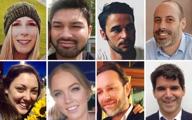 These Are The Victims Of The London Bridge And Borough Market Terror