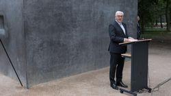Nach Gauland-Eklat: Präsident Steinmeier hält bewegte