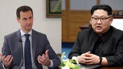 Bachar Al Assad pourrait bientôt rencontrer Kim Jong-un