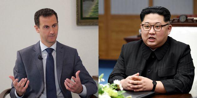 Bachar Al Assad pourrait bientôt rencontrer Kim