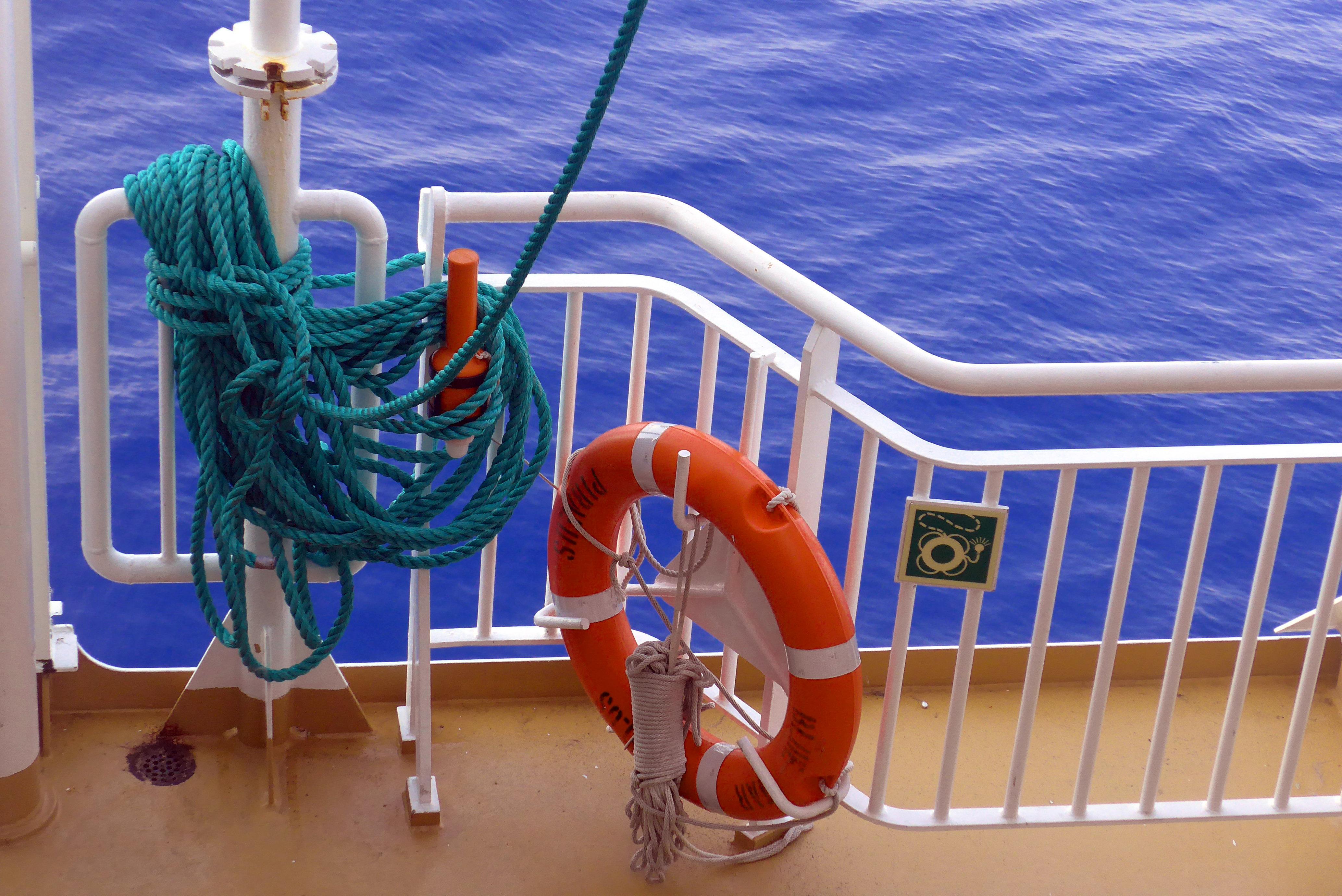 Νεκρός 32χρονος επιβάτης του «Blue Star