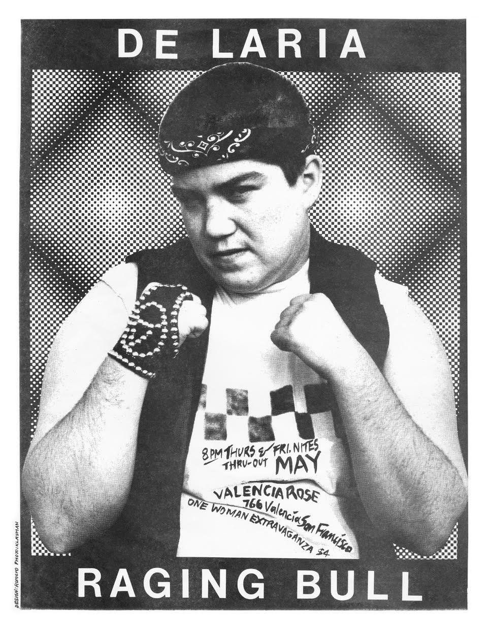 lea delaria we should be celebrating who we are instead of licking 1970s Photography Rural America a poster for delaria s first solo show
