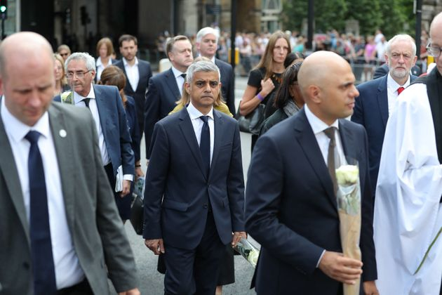 London Bridge Attack: Minute's Silence Held To Mark First Anniversary Of Terror
