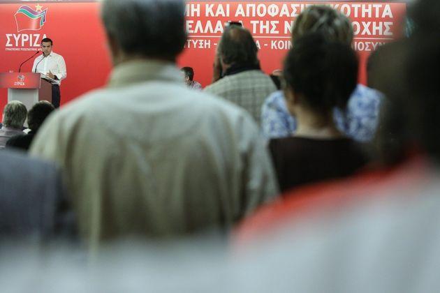 Ενημερώνουν τους βουλευτές του ΣΥΡΙΖΑ για το πολυνομοσχέδιο 6