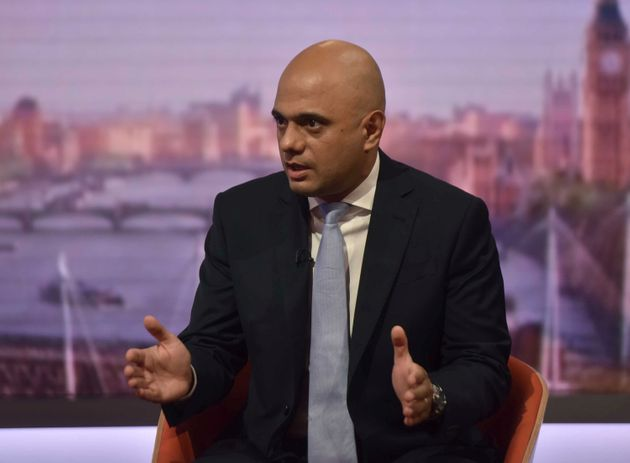 Dear Sajid Javid, Denouncing Accusations Of Islamophobia In The Tory Party Doesn't Mean It Doesn't