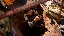 Jerada: deux morts dans l'effondrement partiel d'une mine de charbon