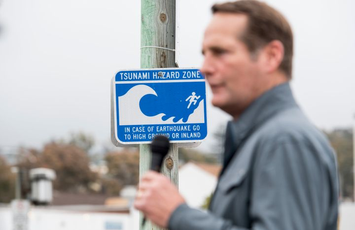 Democrats like Harley Rouda, a candidate in California's 48th Congressional District, are hoping for a blue wave in November.