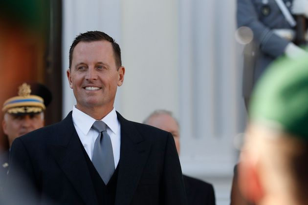 U.S. Envoy To Germany Richard Grenell Wants To 'Empower' Europe's