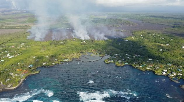 Hawaii Residents Left With Nowhere To Go As Lava Continues To