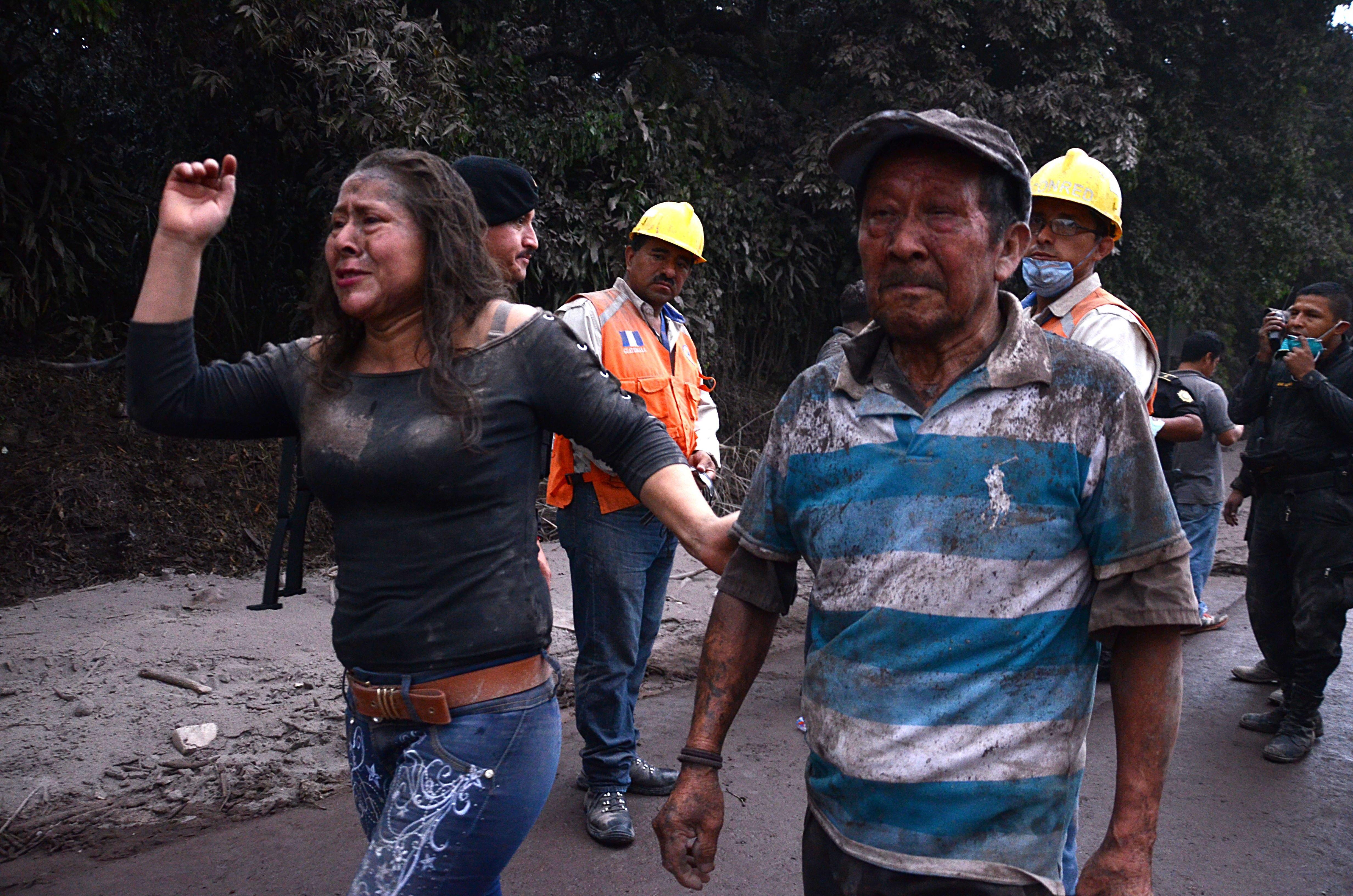 To ποτάμι λάβας του ηφαιστείου «Fuego» εξαφάνισε ολόκληρο χωριό. Δεκάδες οι νεκροί στη