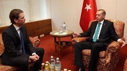 O Ερντογάν «μαλώνει» τον «30χρονο», «ανήθικο Καγκελάριο» της Αυστρίας που «το παίζει σπουδαίος και κάνει και