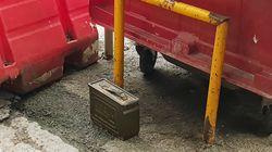 Μυστήριο με δύο κουτιά γεμάτα με σφαίρες στο Παλαιό