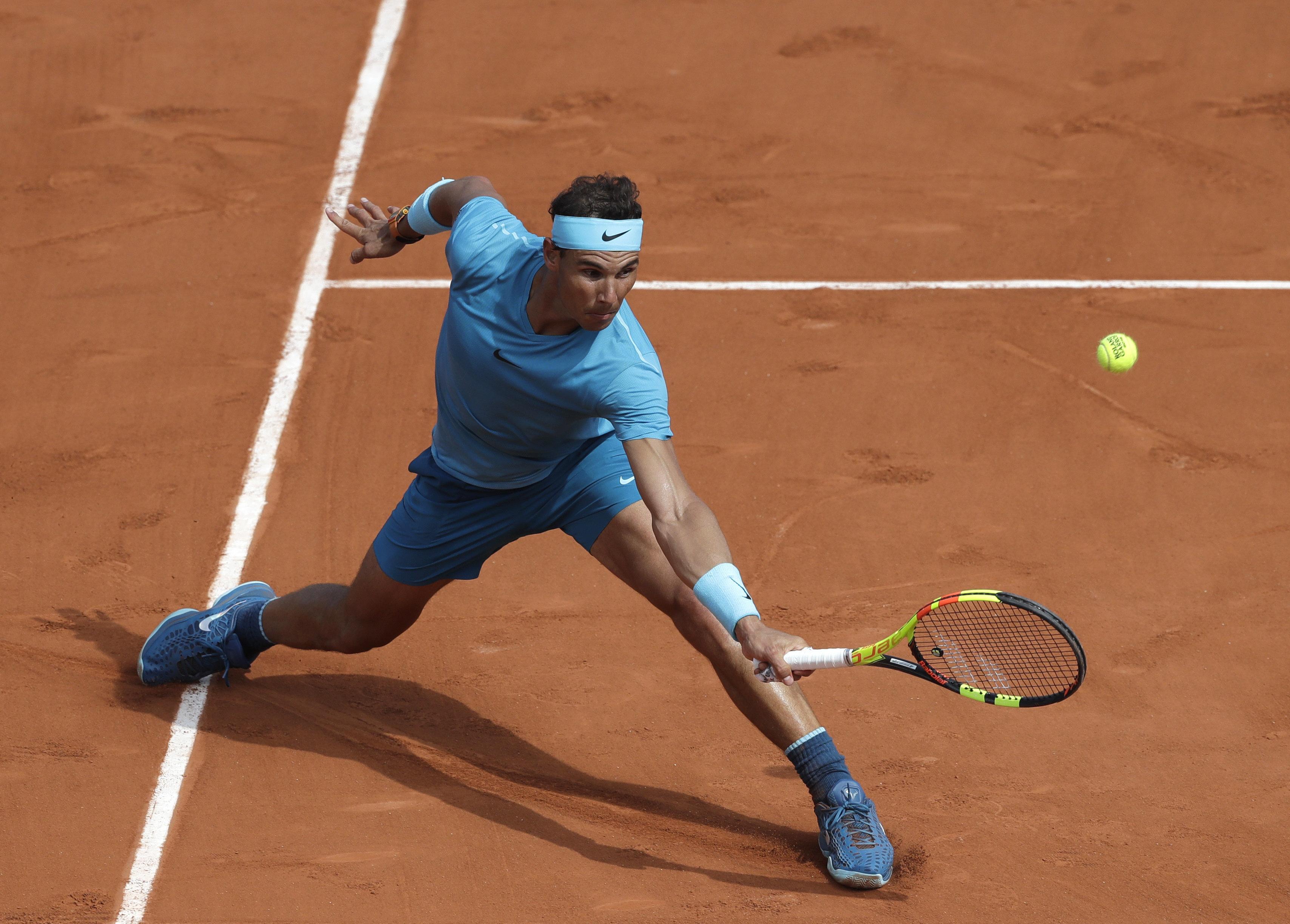 Nadal – Marterer im Live Stream: French Open online