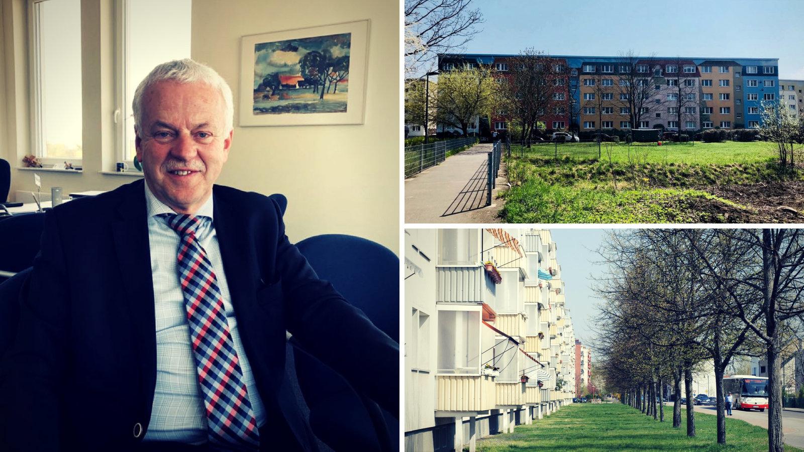 Brandenburger Bürgermeister hat abgehängte Stadt wiederbelebt – jetzt will er sogar Berliner zu sich