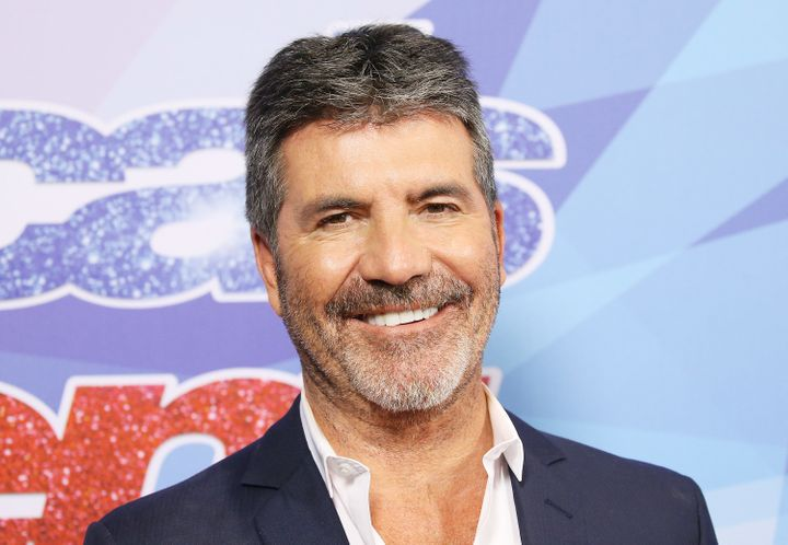 Simon Cowell has been without a phone for 10 months now.