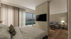 Η Αθήνα καλωσορίζει το Athens Marriott: Εικόνες από το ολοκαίνουργιο design ξενοδοχείο της