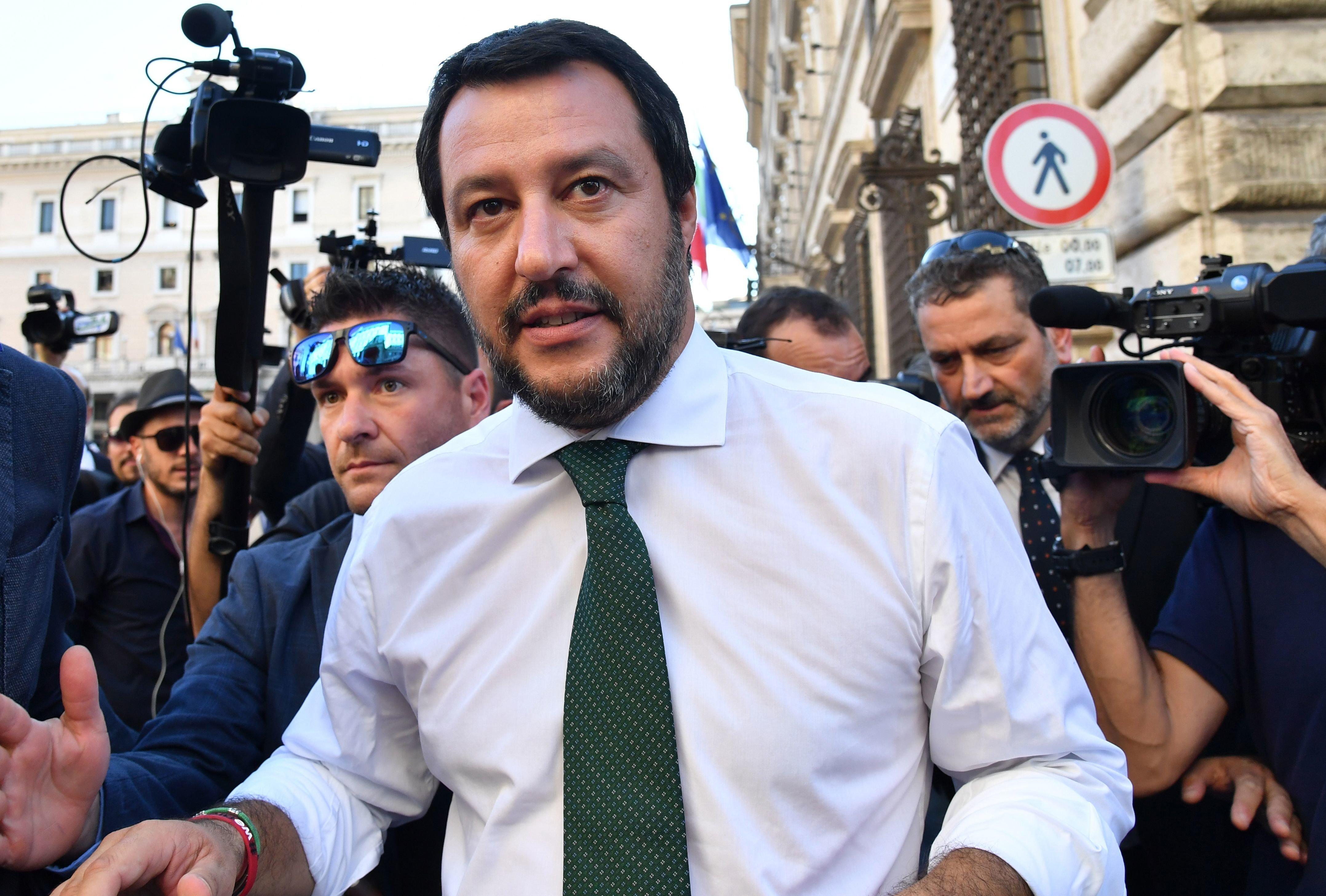 Pour le ministre de l'Intérieur italien, les migrants tunisiens sont des