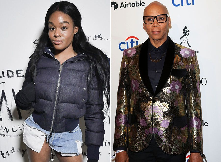 Azealia Banks Claims Spotify Removed RuPaul Album Due To Her Plagiarism Claim