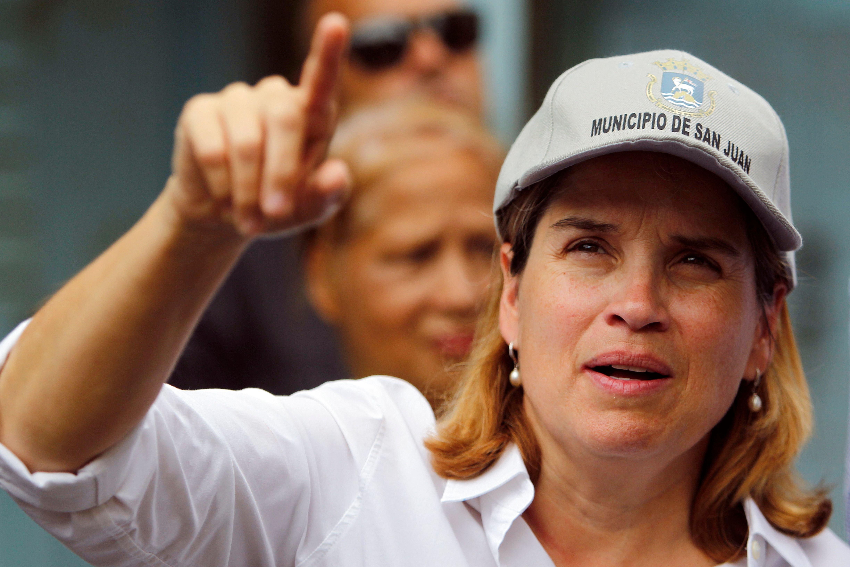 San Juan Mayor Calls Trump's Neglect Of Puerto Rico A Violation Of Human Rights