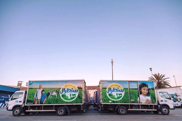 Boycott: Centrale Danone annonce une lourde baisse de son chiffre