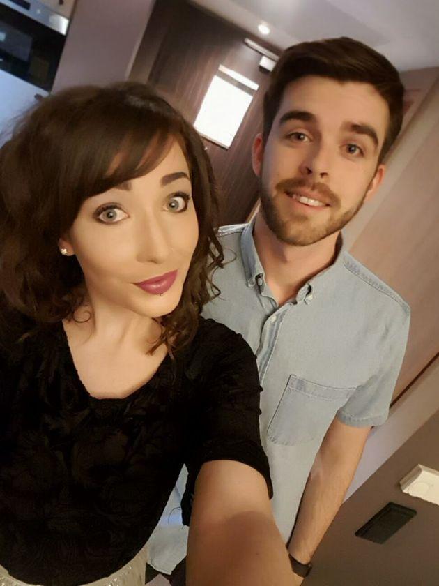 Danielle Montgomery and Phillip