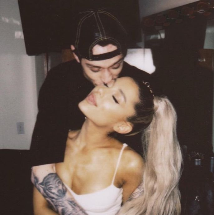 Ariana Grande Appears To Confirm Engagement To Pete Davidson