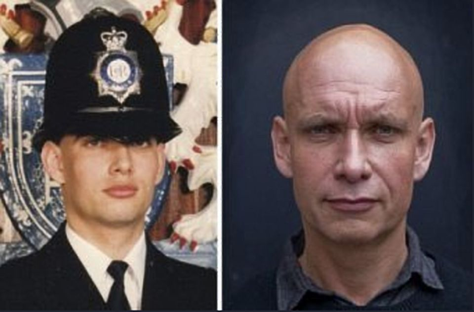 Former 'spy cop' Peter Francis has backed the controversial Lush #SpyCops