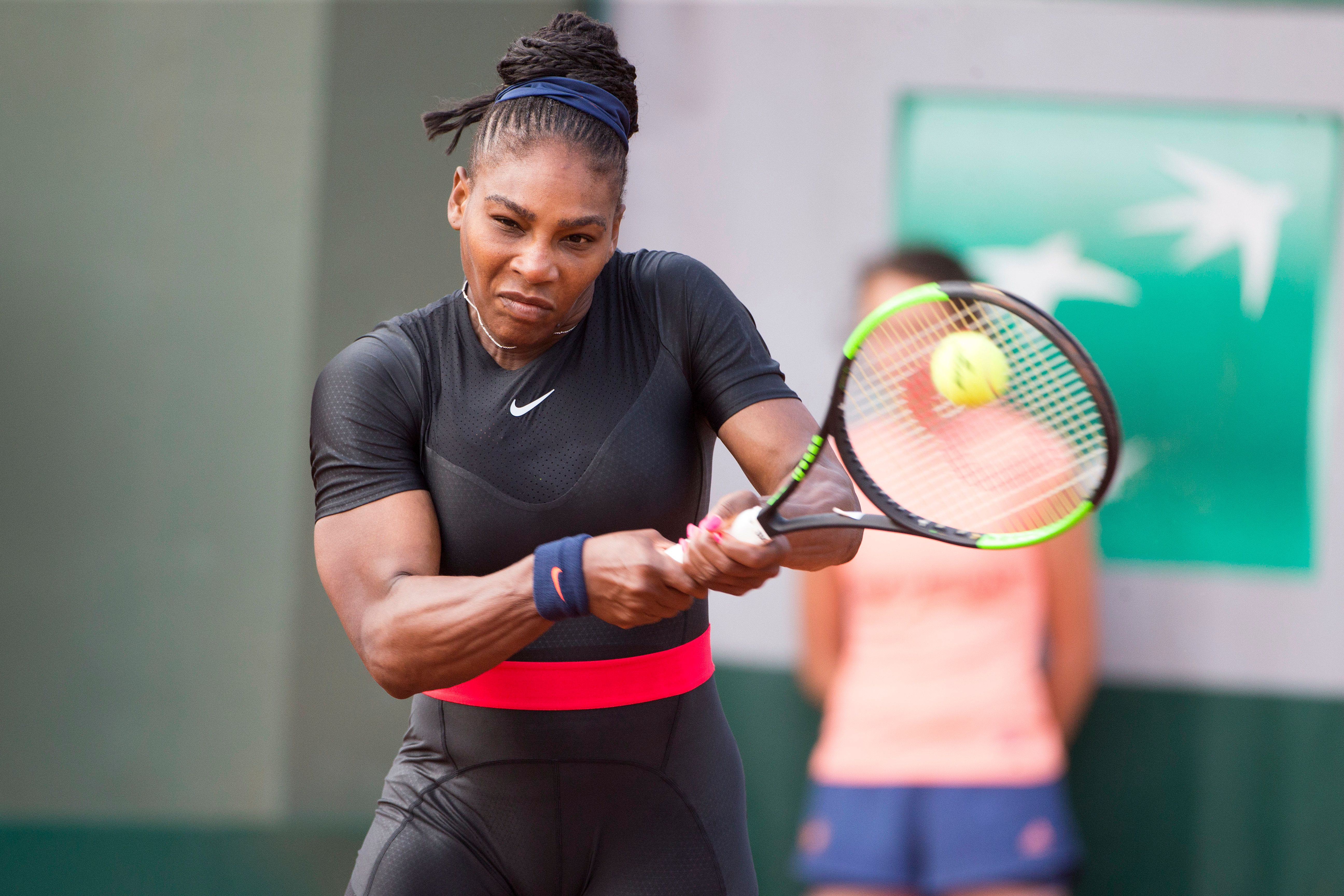 Serena Williams Withdraws From French Open Before Clash With Maria