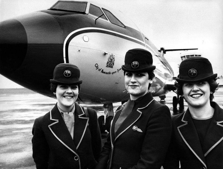 47 photos montrant l'évolution de l'uniforme des agents de
