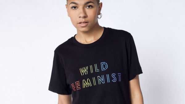 "$40, get it <a href=""https://www.wildfang.com/wild-feminist-pride-tee.html"" target=""_blank"">here</a>.&nbsp;"