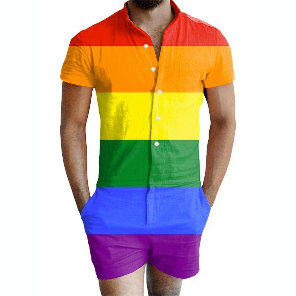 """$80, get it <a href=""""https://getonfleek.com/product/gay-pride-rainbow-romper/"""" target=""""_blank"""">here</a>.&nbsp;"""